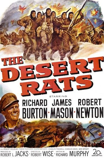 Watch The Desert Rats