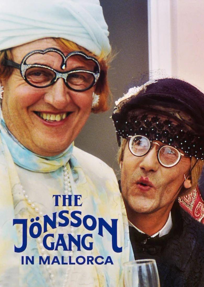 Jönssonligan på Mallorca Poster