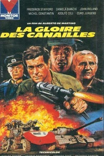 Dalle Ardenne all'inferno Poster