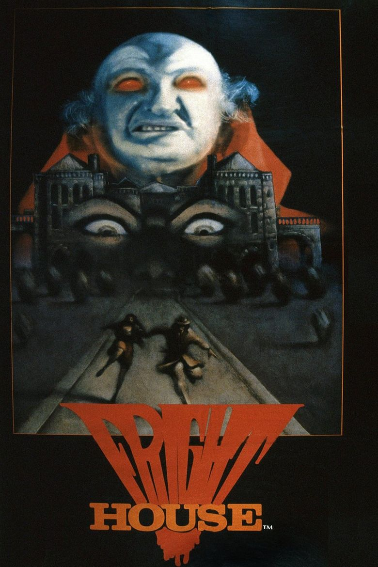 Fright House Poster