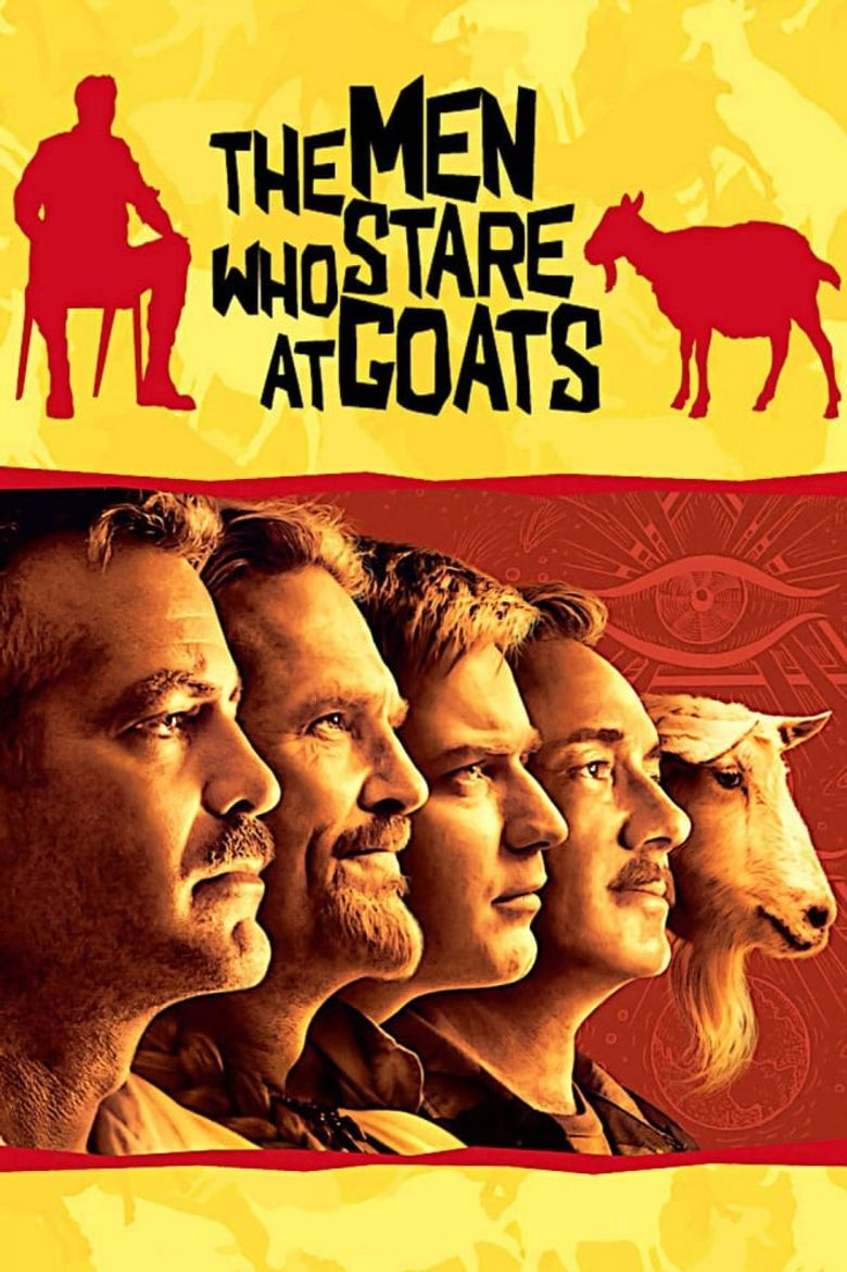 Watch The Men Who Stare at Goats