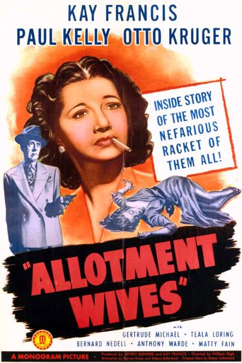 Allotment Wives Poster