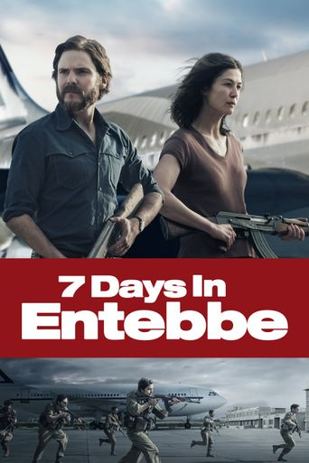 Watch 7 Days in Entebbe
