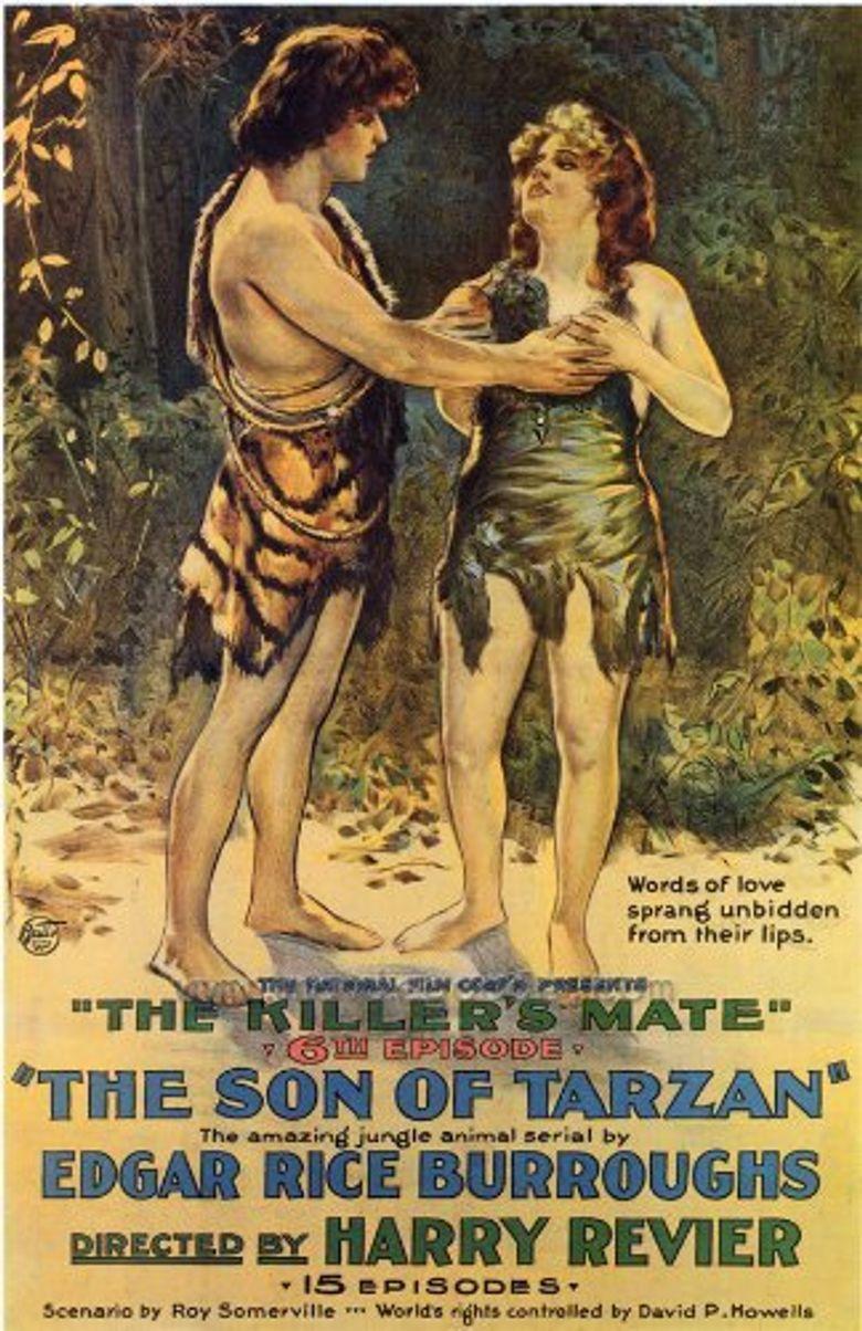 The Son of Tarzan Poster