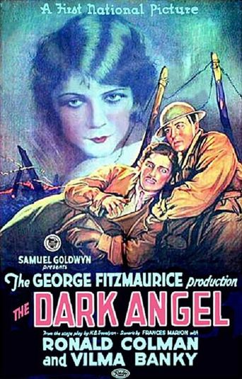 The Dark Angel Poster