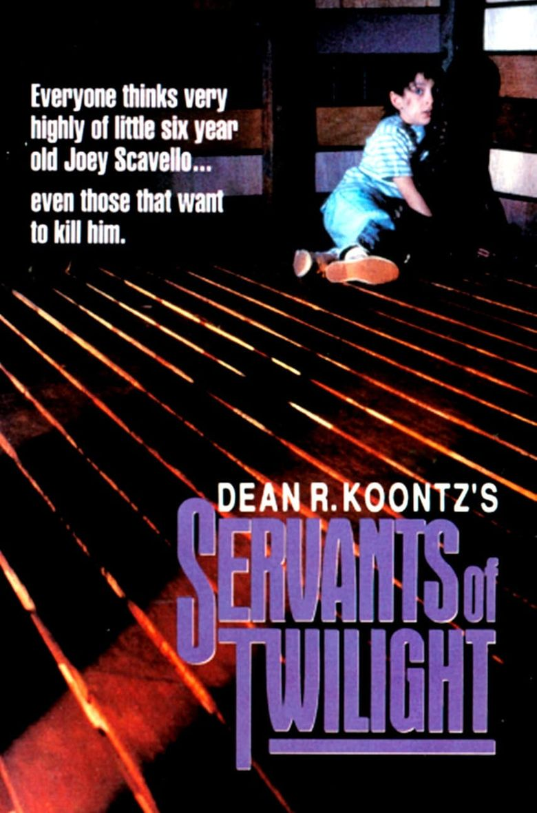 Servants of Twilight Poster