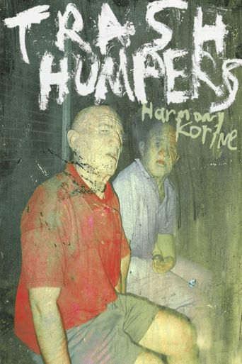 Trash Humpers Poster