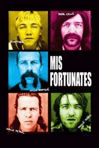 The Misfortunates Poster