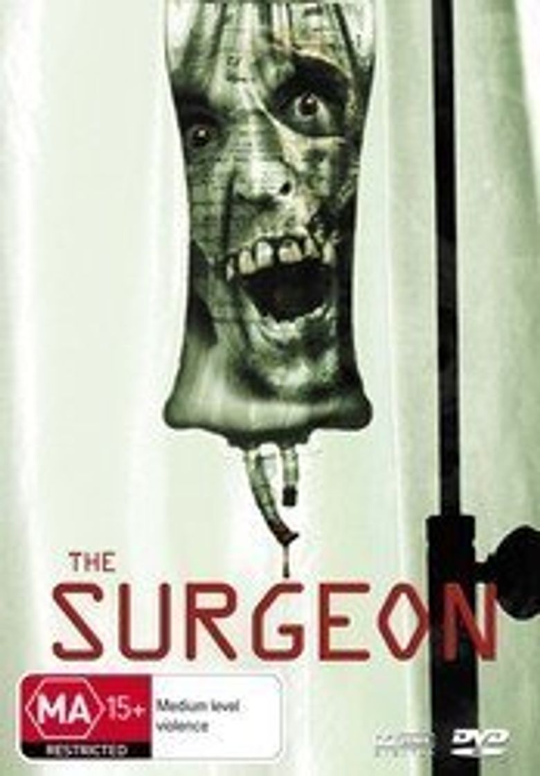 The Surgeon Poster