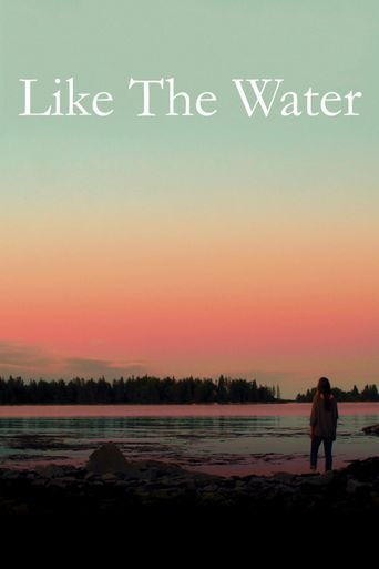 Like the Water Poster