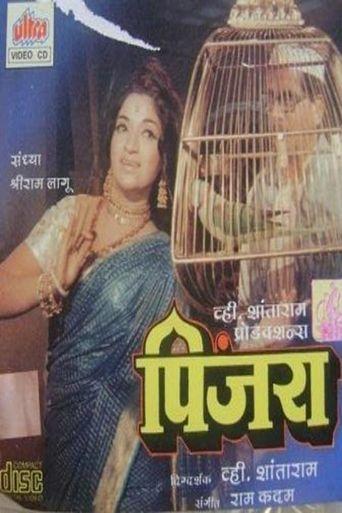 Pinjra Poster