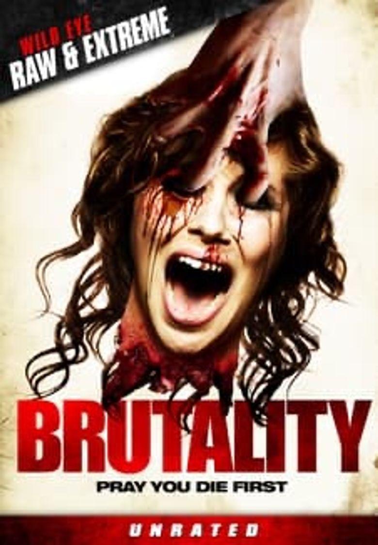 Brutality Poster
