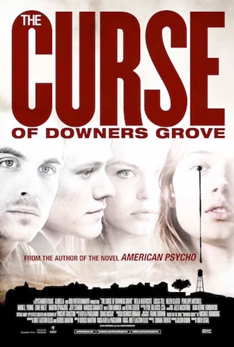 The Curse of Downers Grove Poster