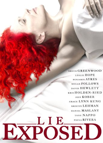 Lie Exposed Poster