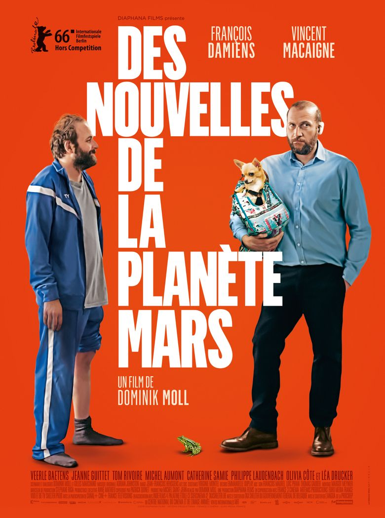 News from Planet Mars Poster