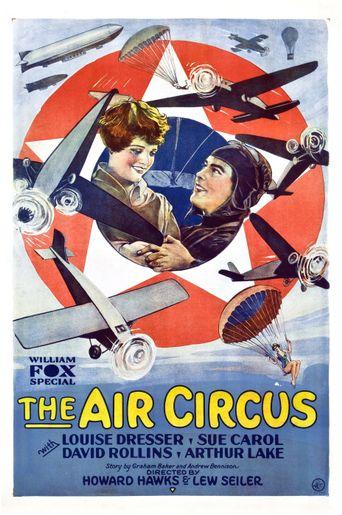 The Air Circus Poster