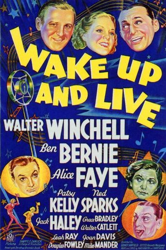 Wake Up and Live Poster
