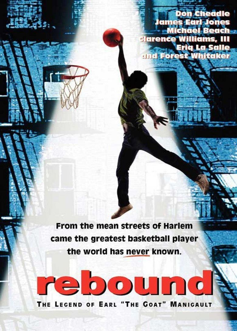 Rebound: The Legend of Earl 'The Goat' Manigault Poster