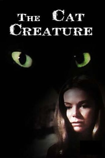 The Cat Creature Poster