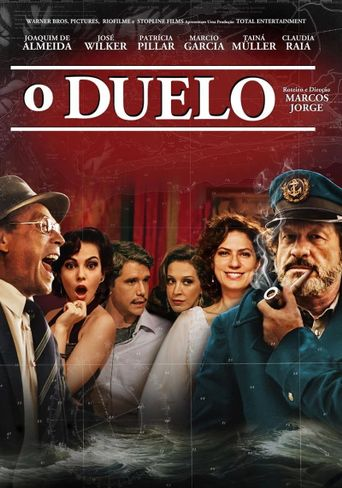 The Duel: A Story Where Truth Is Mere Detail Poster