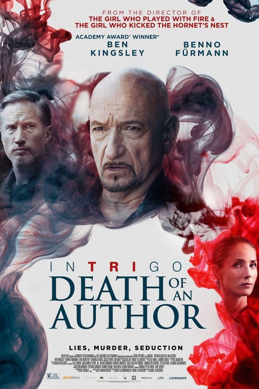 Intrigo: Death of an Author Poster