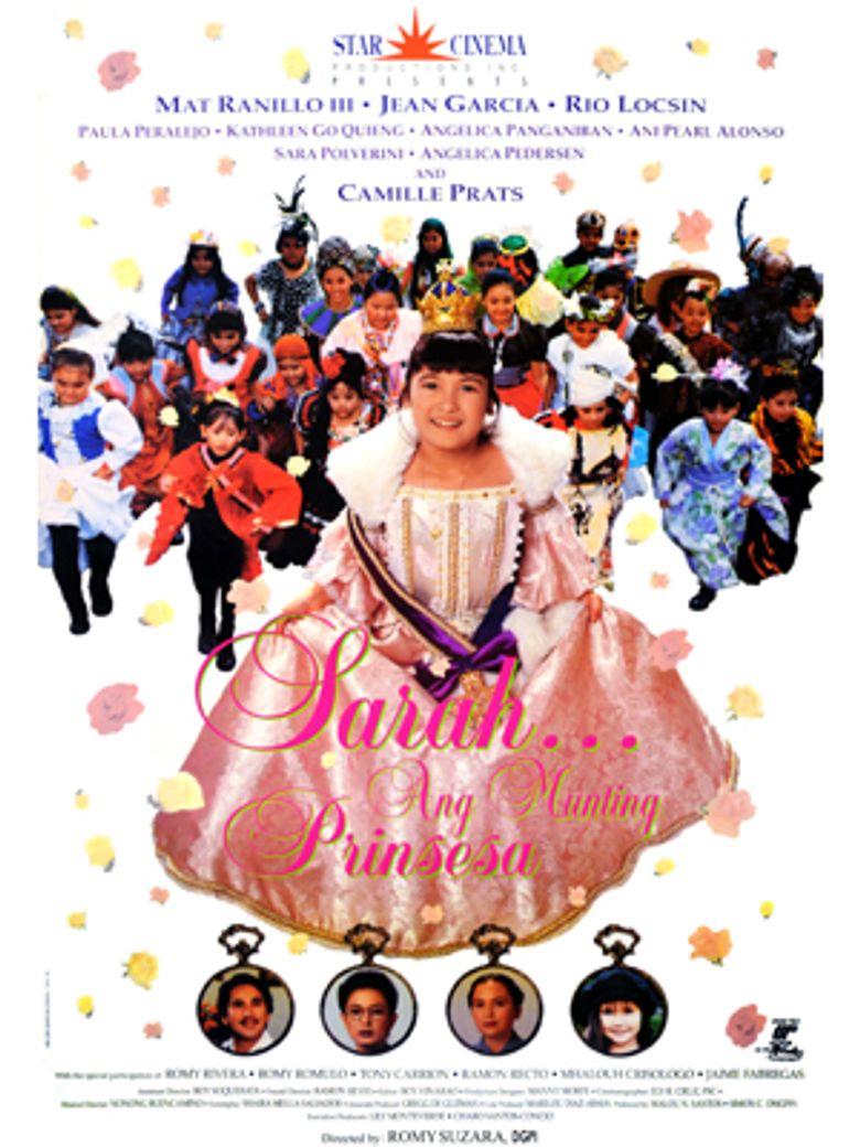 Sarah Ang Munting Prinsesa Poster