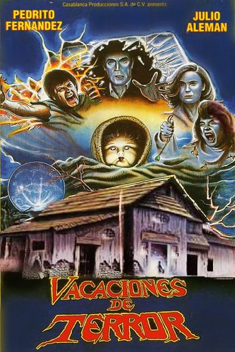 Vacations of Terror Poster