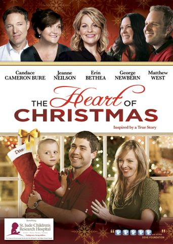The Heart of Christmas Poster