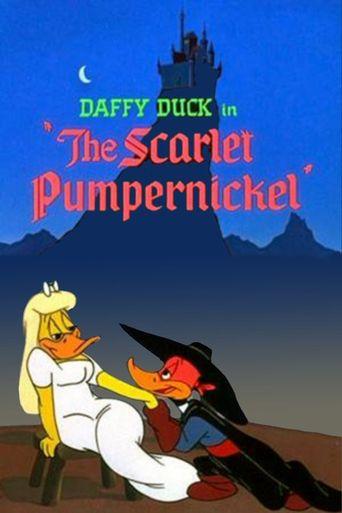The Scarlet Pumpernickel Poster