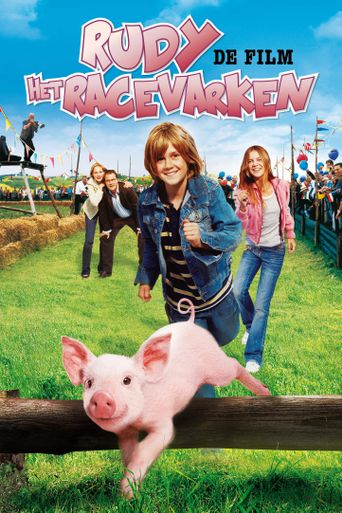 Rudy: The Return of the Racing Pig Poster