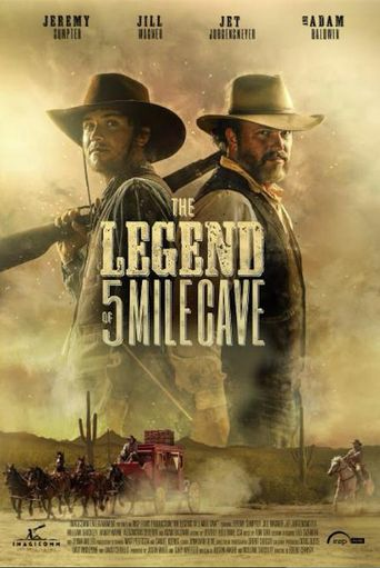 The Legend of 5 Mile Cave Poster