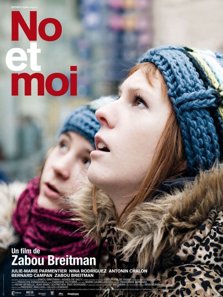 No and Me Poster