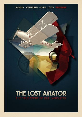 The Lost Aviator Poster