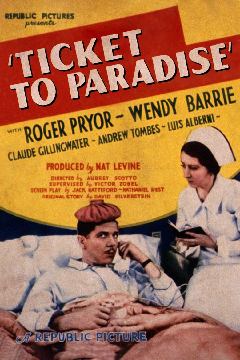 Ticket to Paradise Poster