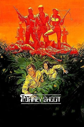 Turkey Shoot Poster