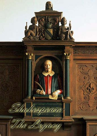 Shakespeare: The Legacy Poster
