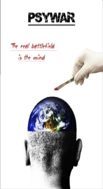 PsyWar: The real battlefield is your mind Poster