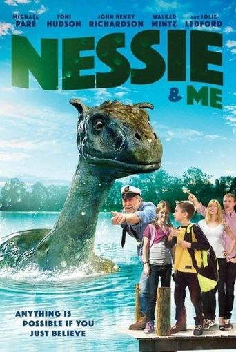 Nessie & Me Poster