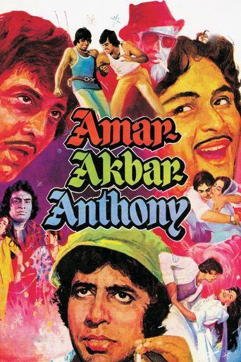Watch Amar Akbar Anthony