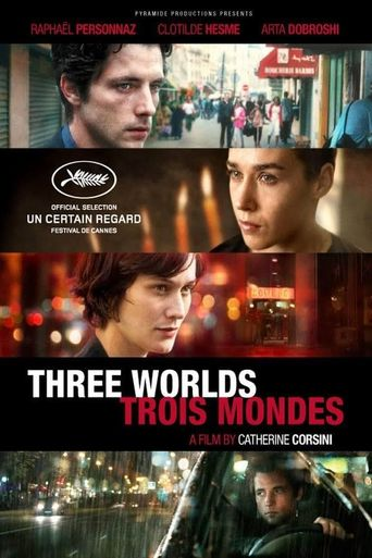 Three Worlds Poster