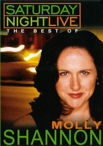 Saturday Night Live: The Best of Molly Shannon Poster