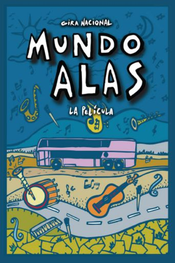 Mundo Alas Poster