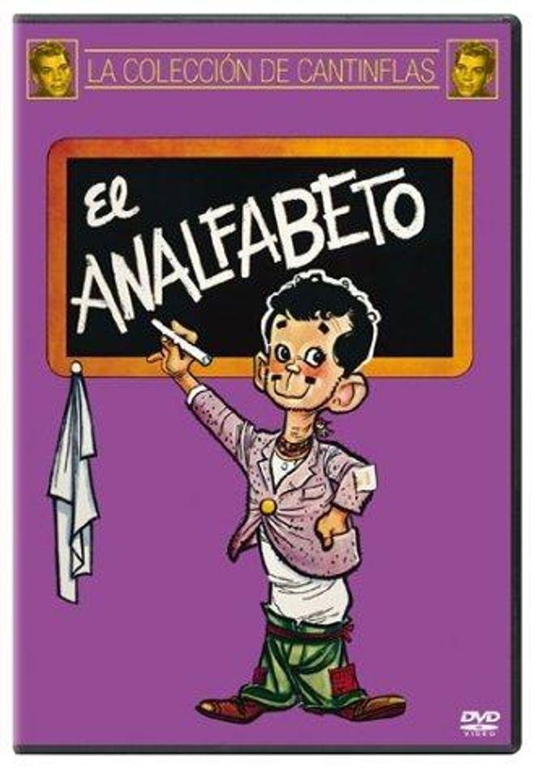 El Analfabeto Poster