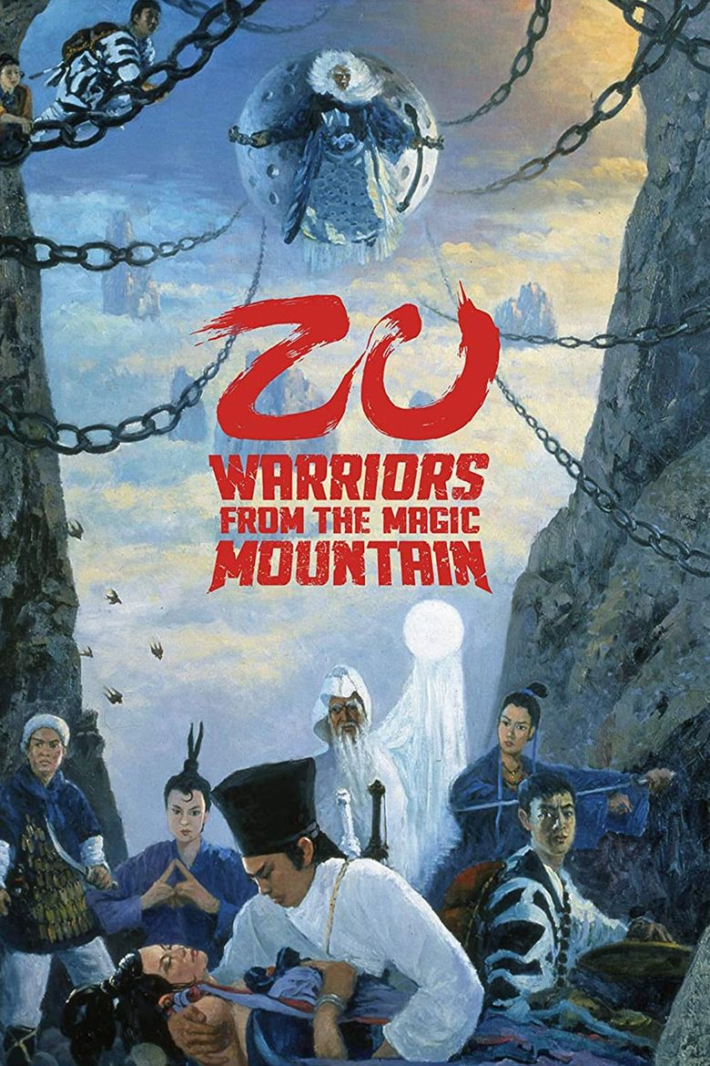 Zu: Warriors from the Magic Mountain Poster