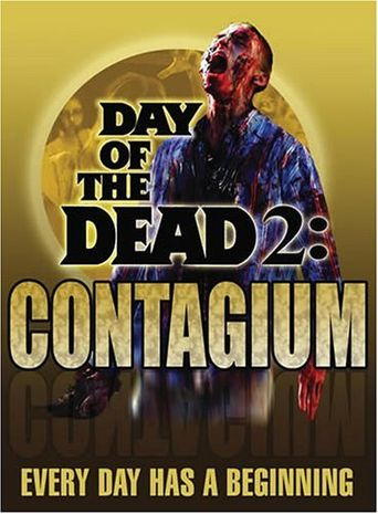 Day of the Dead 2: Contagium Poster