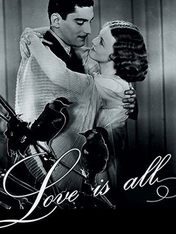 Love is All: 100 Years of Love & Courtship Poster