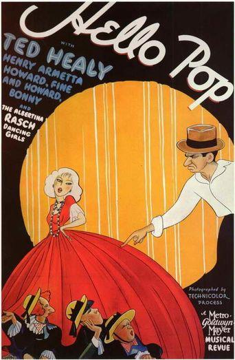 Hello Pop Poster