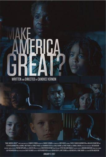 Make America Great? Poster