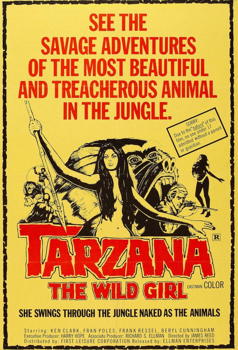 Tarzana, the Wild Woman Poster