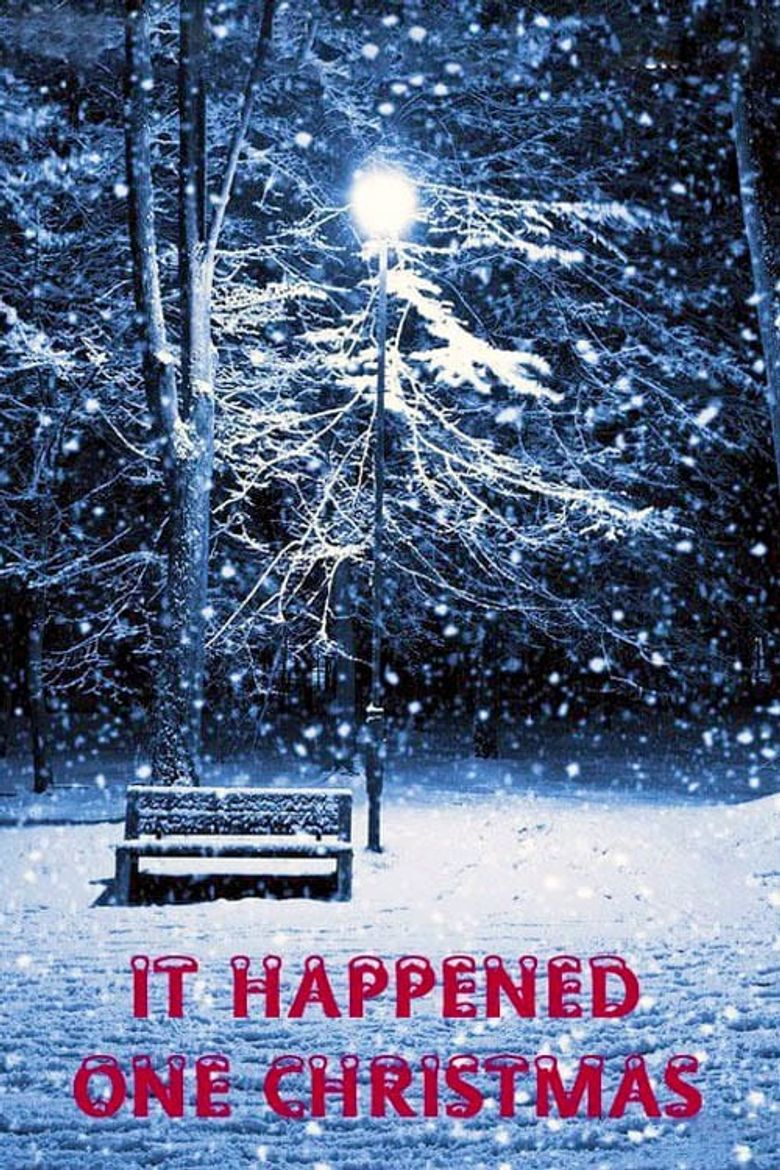 It Happened One Christmas Poster